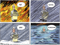 Carbon Emissions Goal Failure by Kevin Siers