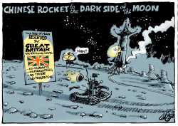 UK's splendid isolation by Jos Collignon