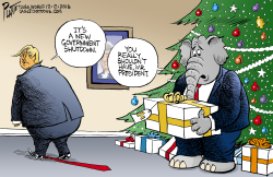 Trump's gift to the GOP by Bruce Plante