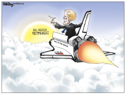 Bill Nelson Retires FLORIDA by Bill Day