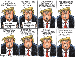TrumpSpeak by Kevin Siers
