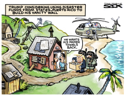 Puerto Rico Disaster Relief by Steve Sack