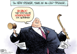 LOCAL OH Speaker Householder by Nate Beeler