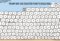 Trump Border Wall Funding by Jeff Darcy