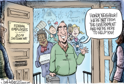 Shutdown help by Joe Heller
