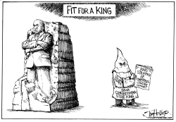 Two Kings by Joe Heller