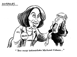 Intimidation by Jimmy Margulies