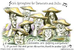 Springtime for Democrats by Taylor Jones