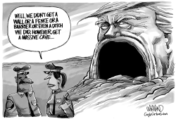 Border Cave by Dave Whamond