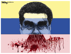 Maduro Exit by Bill Day