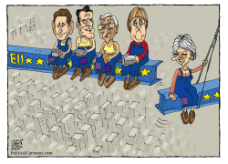 Brexit Construction by Nikola Listes