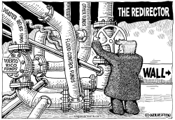 The Redirector by Wolverton