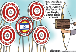 Targeting Jews with Israel by Steve Greenberg