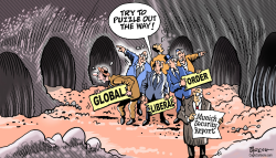 Munich Security report by Paresh Nath