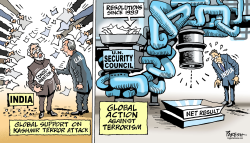 UNSC and terror in India by Paresh Nath
