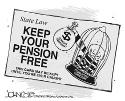 LOCAL PA Pension Forfeiture Act by John Cole