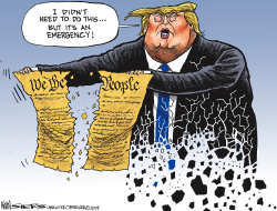 Emergency by Kevin Siers