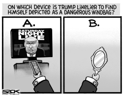 SNL by Steve Sack