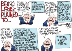LOCAL Utah Legislature 2 by Pat Bagley