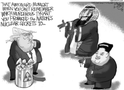 Partners in Crime by Pat Bagley