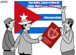 No samesex marriage in Cuba by Rainer Hachfeld
