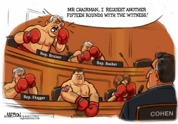 Republicans Come Out Fighting At Michael Cohen Hearing by RJ Matson