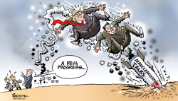 Denuclearization Talks by Paresh Nath