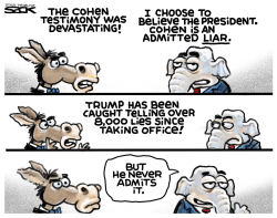 Cohen Lies by Steve Sack