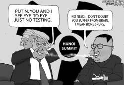 Trump-Kim Summit by Jeff Darcy
