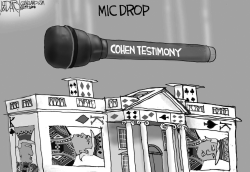 Cohen Hearing by Jeff Darcy