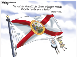 Florida Legislature Begins by Bill Day