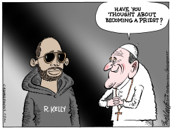 Priest Child Abusers by Bob Englehart