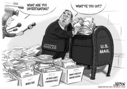 House Judiciary Committee Requests Trump Documents by RJ Matson