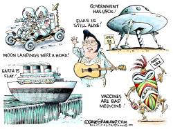 AntiVax by Dave Granlund