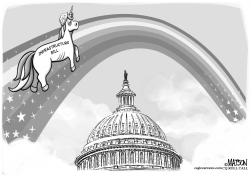 Mythical Infrastructure Bill by RJ Matson