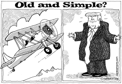 Old and Simple by Wolverton