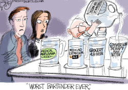 LOCAL Bad Legislature by Pat Bagley