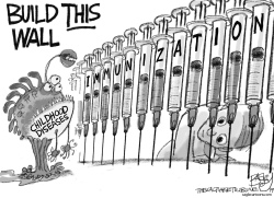 Vaccinate by Pat Bagley