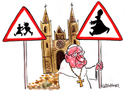 Pope Francis and child sexual abuse by Christo Komarnitski