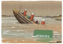 Titanic Farm Losses From Midwest Floods by RJ Matson