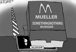 Mueller Report Delivered by Jeff Darcy