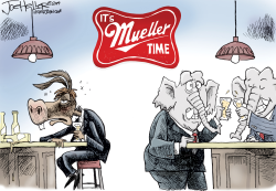 Mueller Time by Joe Heller