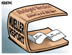 Big Book of Bill Barr by Steve Sack
