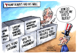 McConnell and his blocks by Dave Whamond