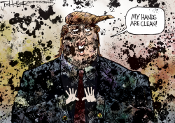 Clean Hands by Joe Heller