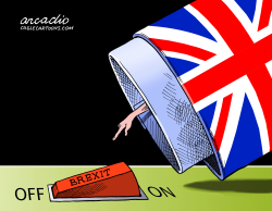 The difficult Brexit by Arcadio Esquivel