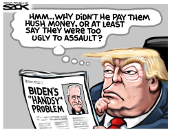 Biden Advice by Steve Sack