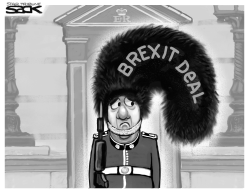 Brexit Fail by Steve Sack