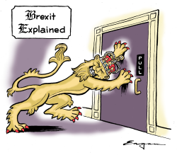Brexit Explained by Tim Eagan