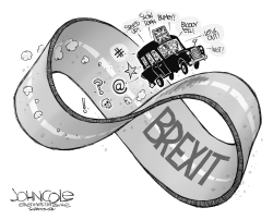 Endless Brexit by John Cole